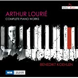 Lourie: Complete Piano Works