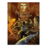 "Legend of Korra: Full Cast 18"" x 24"" Full Bleed Poster"