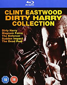 Dirty Harry Collection Box [Blu-ray] by Imports