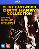 Dirty Harry Collection [Blu-ray] [Region Free]