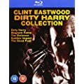 Dirty Harry Collection [Blu-ray] [2009] [Region Free]