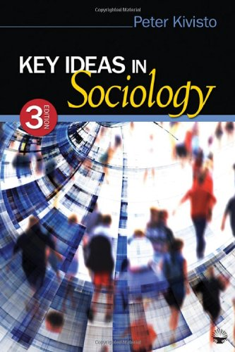 Key Ideas in Sociology