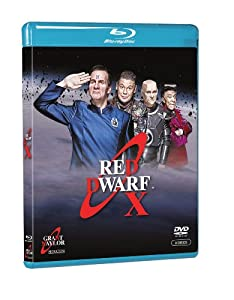 Red Dwarf: X [Blu-ray]