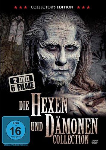Die Hexen- und Dämonen-Collection [2 DVDs]