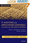 IT Auditing and Application Controls...