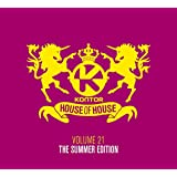 Kontor House Of House Vol. 21 - The Summer Edition