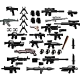 "BrickArms Custom 42 Piece Set 2.5"" Scale Weapons Pack"