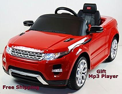Childrens Range Rover Evoque 12v Range Rover Evoque 12v