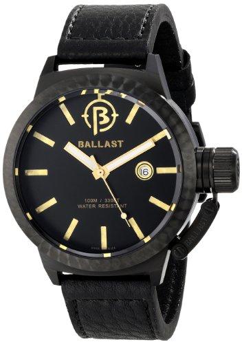 Ballast Men's BL-3131-04 TRAFALGAR Analog Display Swiss Made Watch