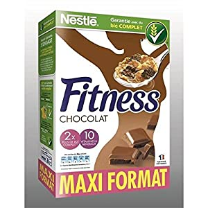 Nestlé Fitness - chocolat - 540g