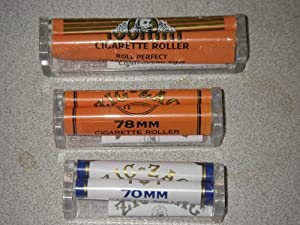 3 Ct Zig Zag 1-70mm 1-78mm And 1-100mm Rolling Machine