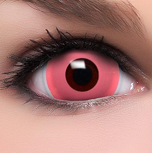 funzerarmini-black-sclera-lentillas-de-colores-pink-10-ml-solucion-recipiente-para-lentes-de-contact