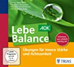 Lebe Balance Audio-CD: �bungen f�r in...