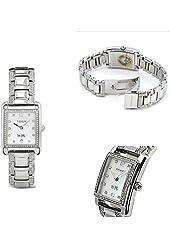 Coach Women's Page Watch - Silver