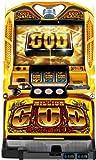 【中古】パチスロ実機 エレコ ミリオンゴッド 神々の系譜 ZEUS 【コイン不要機セット】届いた日に遊べる