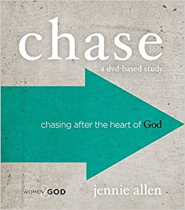 Chase by Jennie Allen