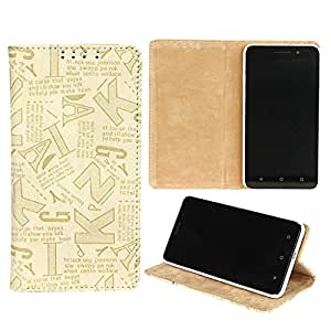 D.rD Flip Cover designed for LENOVO A1000
