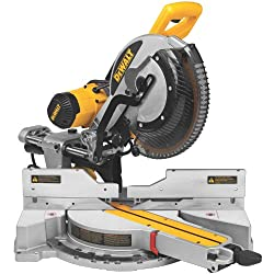 DEWALT DWS780 12-Inch Double Bevel Sliding Compound Miter Saw Reviews