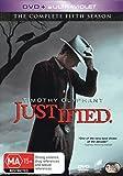 Justified - Season 5 - DVD (Region 2, 4) (3 Discs)