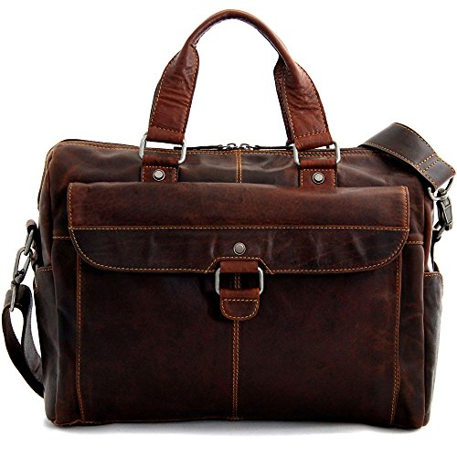 jack-georges-voyager-collection-top-zip-briefcase-w-front-flap-in-brown