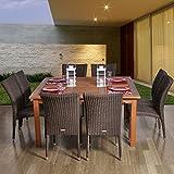 Amazonia Provence 9-Piece Dining Set