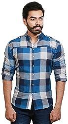 GOSWHIT Men's Casual Shirt - XL