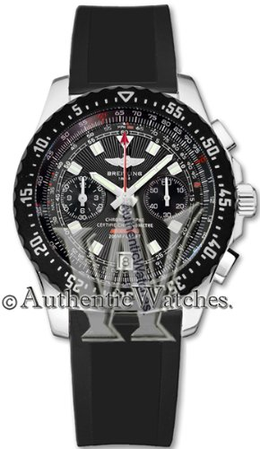Breitling Skyracer Raven Black Dial Mens Watch A2736423-B823BKPD