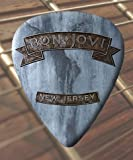 Bon Jovi New Jersey Premium Guitar Picks x 5 Medium