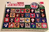 MLB Team Match Ups Matching Game - Featuring all 30 Major League Teams and Mascots by PPWToys
