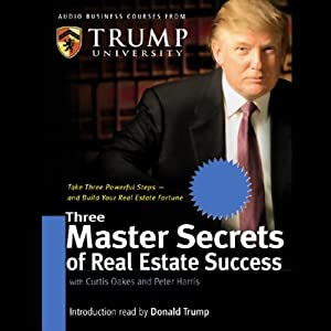 Three Master Secrets of Real Estate Success Audiobook