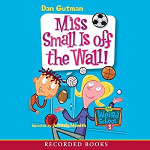 Miss Small Is Off the Wall Audiobook