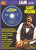 Jam with Gary Moore [With CD (Audio)] Moore, Gary ( Author ) Jan-01-1998 Paperback
