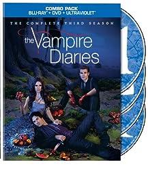 The Vampire Diaries: The Complete Third Season [Blu-ray]