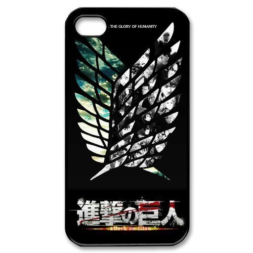 creative-attack-on-titan-custom-iphone-5s-5-case-cover-tpu-rubber-for-iphone-5s