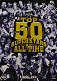 Wwe: Top 50 Superstars of All Time [Import]