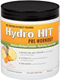 Hydro HIT Pre-Workout Supplement - Creatine, Electrolytes, AAKG, and Citrulline - Tropical Smoothie Flavor - 30 Servings