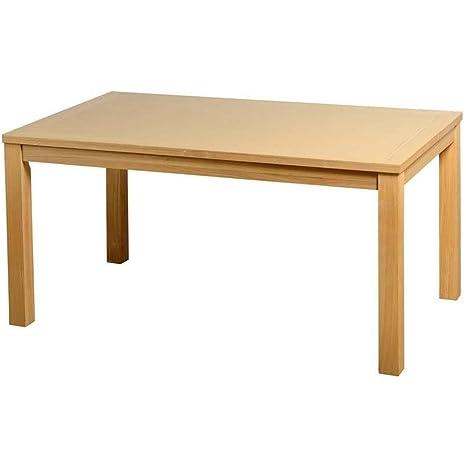 Seconique by Home Discount Ltd Belgravia Table à manger, chêne