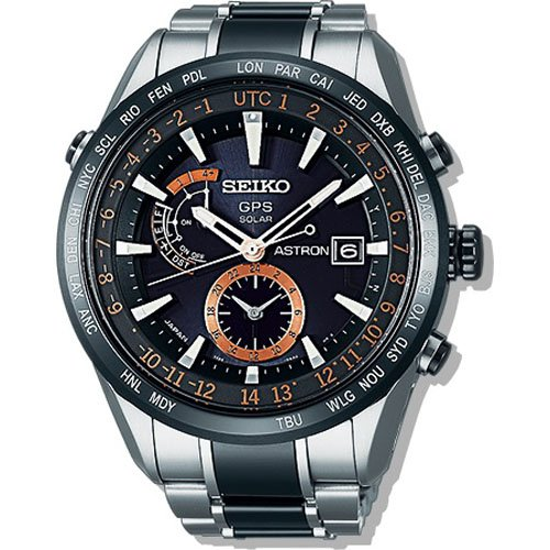 Watch Seiko Astron Sast017g Men´s Black