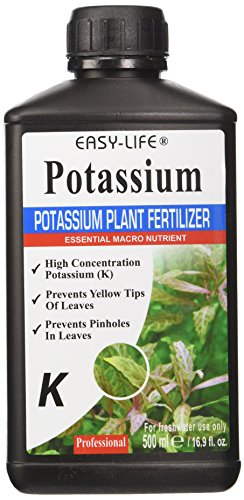 Easy life uspo 0500 potassium animals pet supplies pet for Potassium in fish