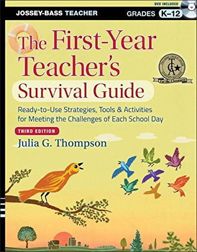 The First-Year Teacher's Survival Guide: Ready-to-Use Strategies, Tools and Activities for Meeting the Challenges of Each School Day (First Year Development compare prices)