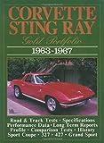 Corvette Stingray 1963-1967 (Gold Portfolio)