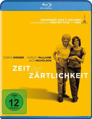 Zeit der Zärtlichkeit [Blu-ray]