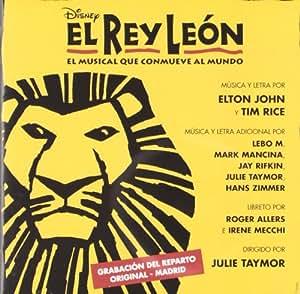 El Rey Leon: El Musical - Amazon.com Music