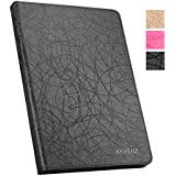 KEVENZ® iPad Cases and Covers for iPad Air Case Cover - BLACK - K506