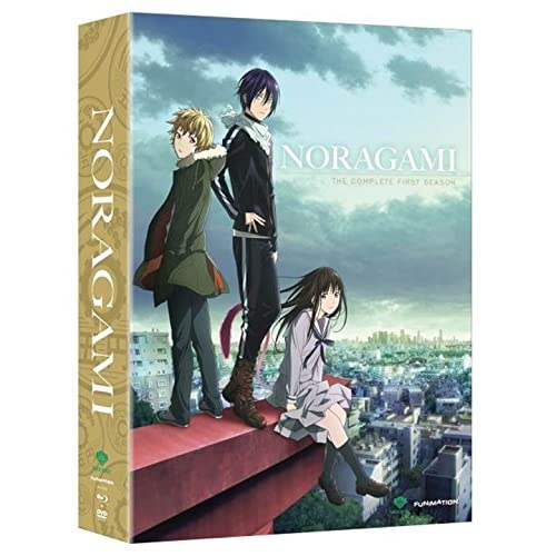 ノラガミ / NORAGAMI: THE COMPLETE FIRST SEASON