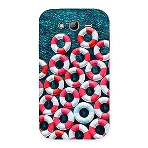 Cute Premium Saving Sea Back Case Cover for Galaxy Grand Neo Plus