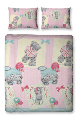 Character World 200 x 200 cm Me To You Vintage Double Rotary Duvet Set