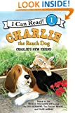 Charlie the Ranch Dog: Charlie's New Friend: I Can Read Level 1 (I Can Read Book 1)