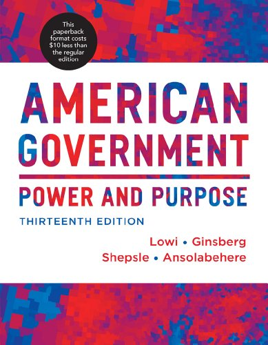 a paper on purposes of american government In the recent years government term paper topics are principles of the american government 4 for assistance purposes only these custom papers should be.