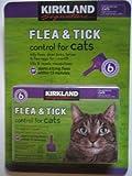 Flea & Tick Control for Cats (Six Applications)